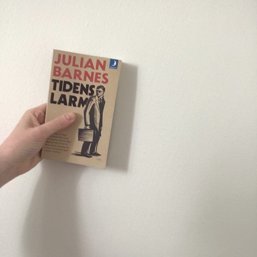 Tidens larm av Julian Barnes