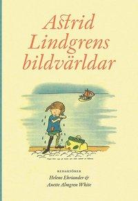 Astrid Lindgrens bildvärldar. Korrektur för Makadam.