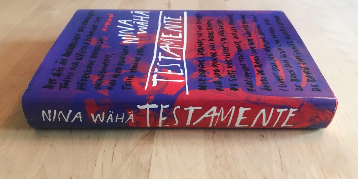 Testamente av Nina Wähä