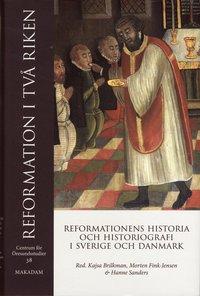 Reformation i två riken. Korrektur för Makadam.