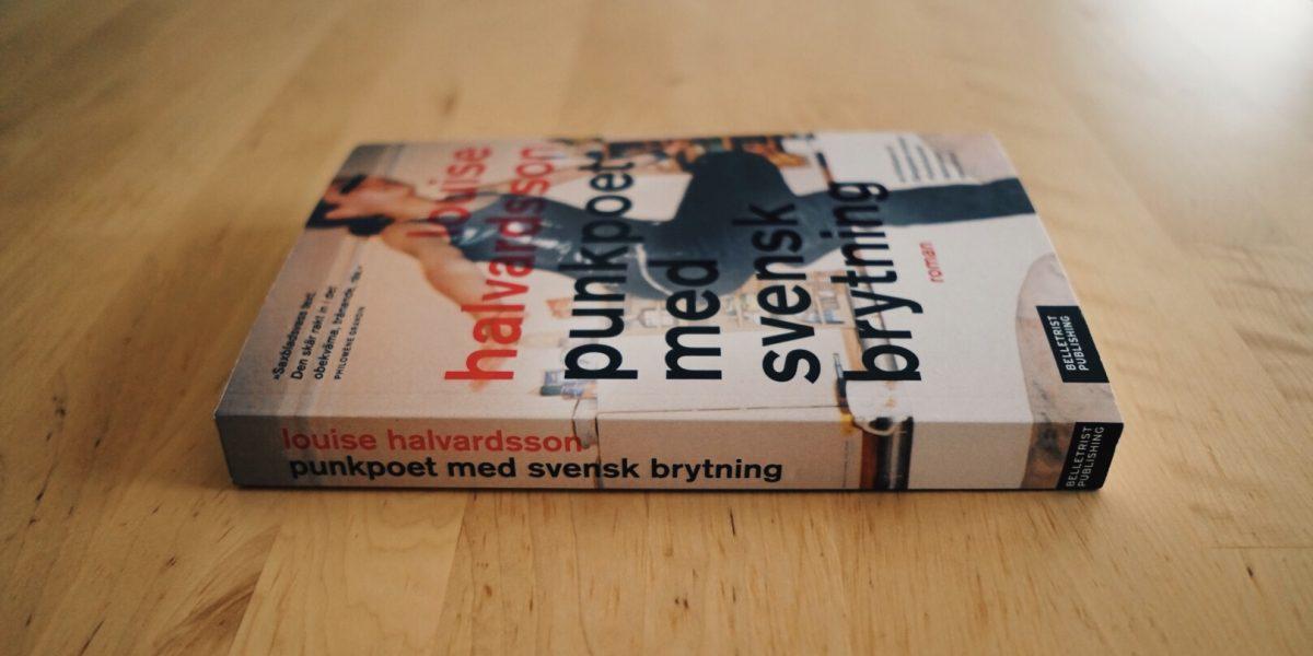 Punkpoet med svensk brytning
